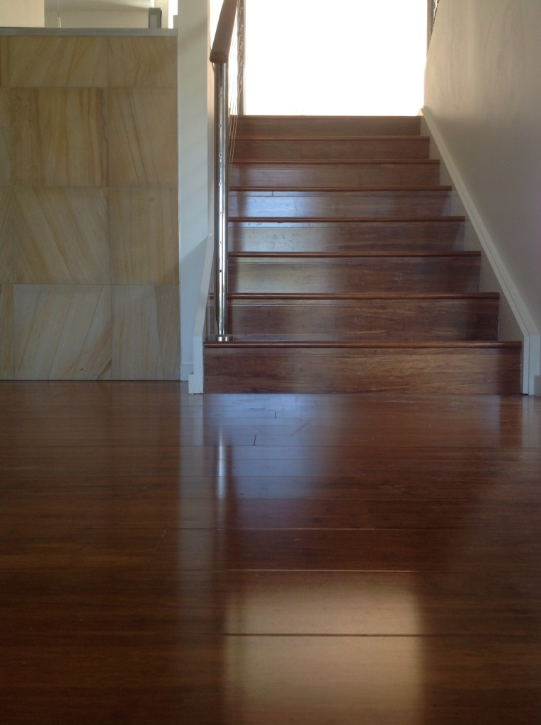 Bamboo flooring cost how much cost hardwood floor part 35 for Strand woven bamboo flooring pros and cons