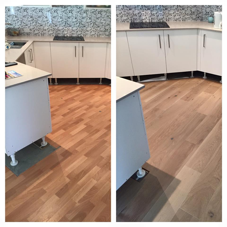 before and after flooring3