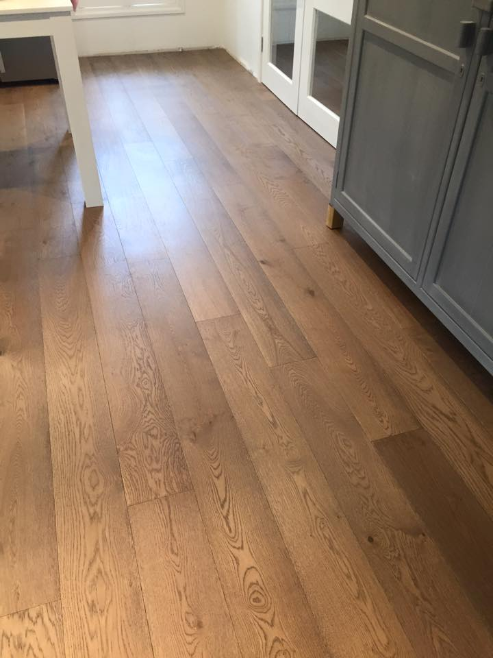 flooring installer newcastle
